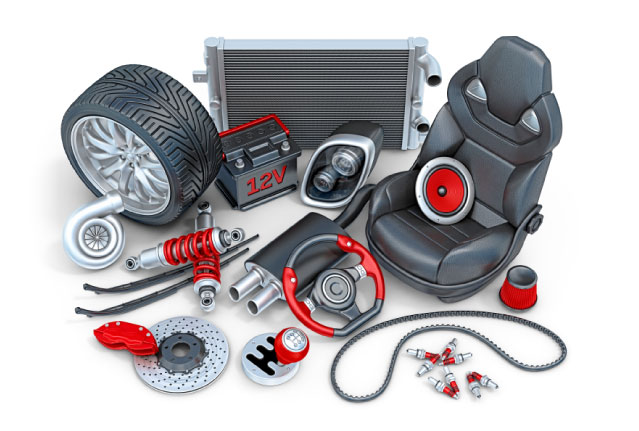 Used Car Accessories